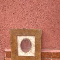 Antigüedades: MARCO EN MADERA DE NOGAL - SIGLO XIX. Lote 119584227
