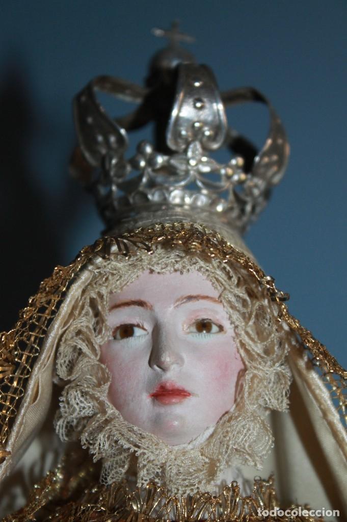 Antigüedades: Virgen del Carmen - Foto 3 - 119354151