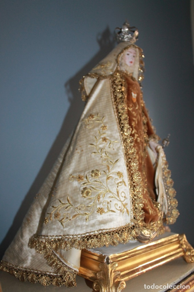 Antigüedades: Virgen del Carmen - Foto 7 - 119354151