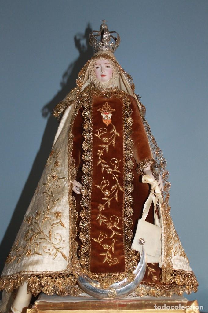 Antigüedades: Virgen del Carmen - Foto 9 - 119354151