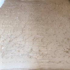 Antigüedades: ANTIGUO MANTON DE NOVIA. Lote 119619711
