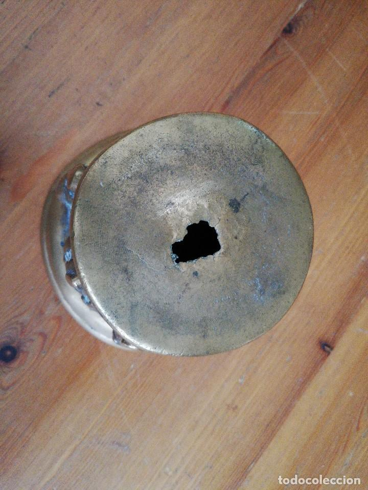 Antigüedades: Almirez de bronce - Foto 6 - 119629939