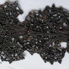 Antigüedades - ANTIGUA PIEZA DE AZABACHE S. XIX - 119639951