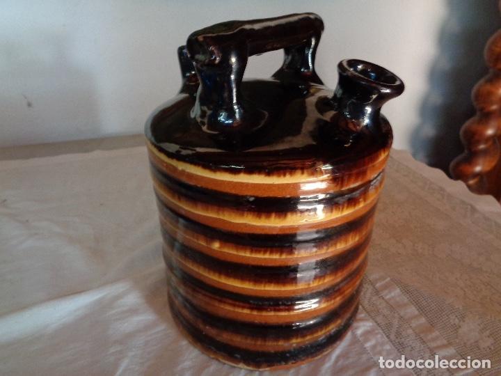 Antigüedades: antiguo cantaro la bisbal - Foto 3 - 119646547
