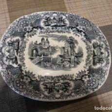 Antigüedades: BANDEJA LOZA CASA PICKMAN. Lote 119646991