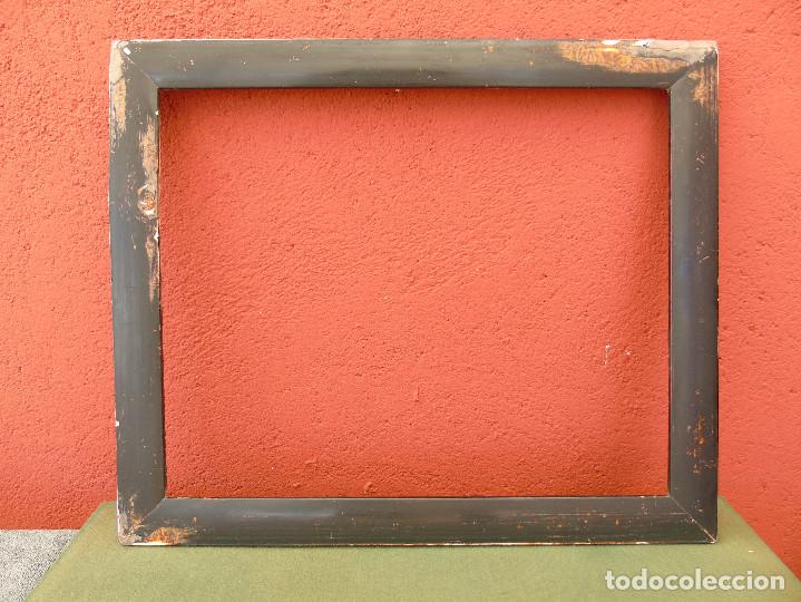 antiguo marco de madera, estucado y terminado e - Comprar Marcos ...