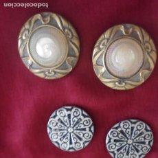 Antigüedades: BOTONES ANTIGUOS, MODERNISTAS. Lote 119898931