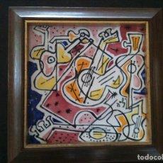 Antigüedades: SALVADOR DALI-LAS GUITARRAS. Lote 119899999