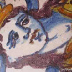 Antiquitäten - Azulejo Valenciano del siglo XVII - 119993751