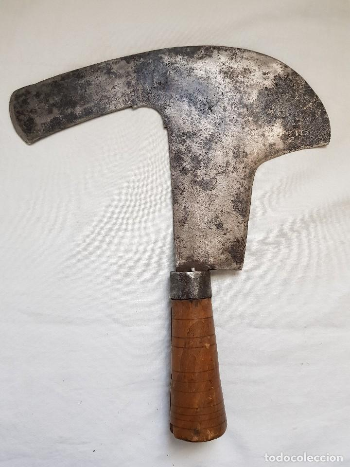 Antigüedades: Podón antiguo con forma peculiar - Foto 2 - 120075759