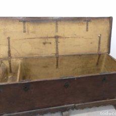 Antigüedades: ARCA DE TRES CERRADURAS SXVIII. Lote 120085435