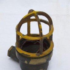 Antigüedades - FAROL DE BARCO. FAROL NAVAL - 120096755