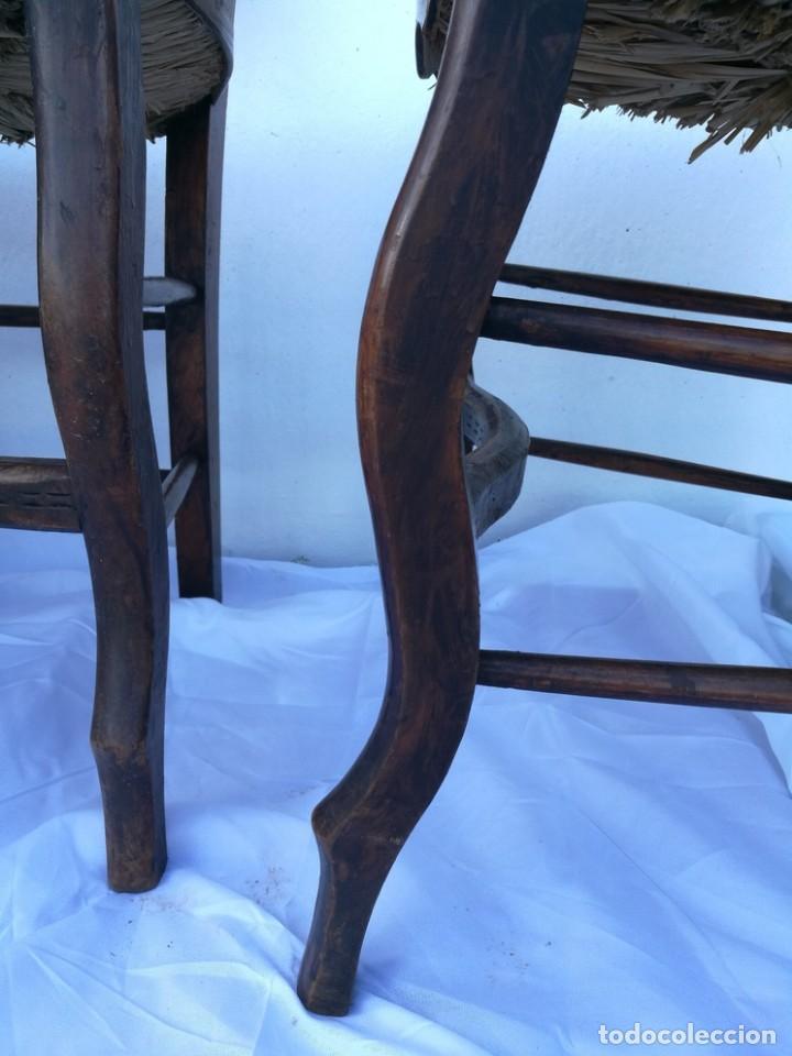 Antigüedades: Sillas de Anea antiguas - Foto 9 - 120114059
