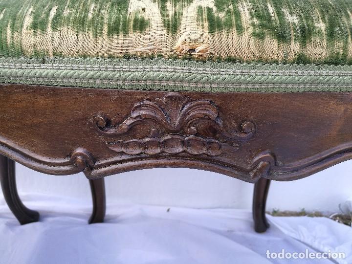 Antigüedades: Sillas Isabelinas antiguas - Foto 5 - 120118883