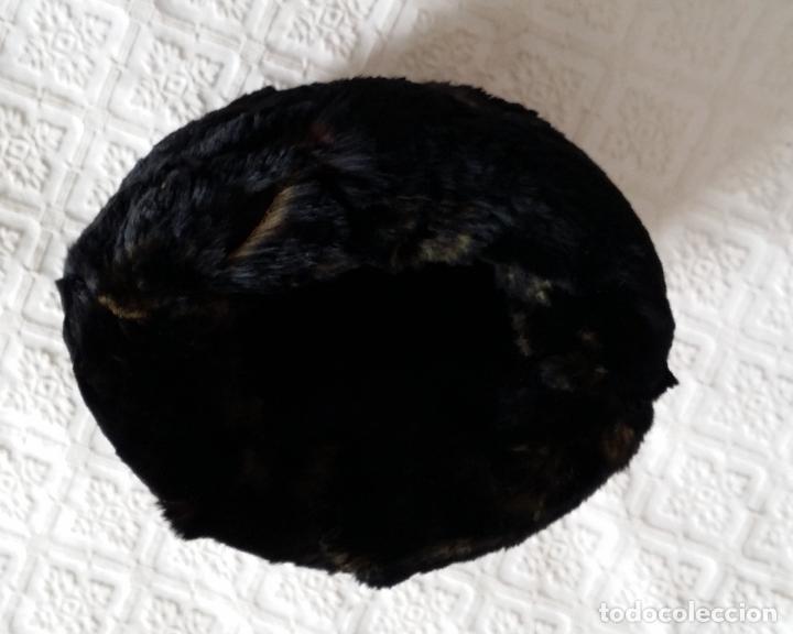 Antigüedades: Antiguo manguito piel - Foto 5 - 120146255