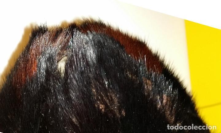 Antigüedades: Antiguo gorro de visón - Foto 11 - 120152371