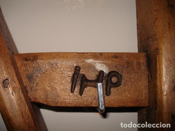 Antigüedades: Forcas de madera muy antiguas - Foto 3 - 41756407
