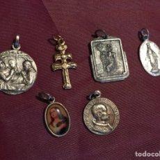 Antigüedades: LOTE MEDALLAS. Lote 120178795