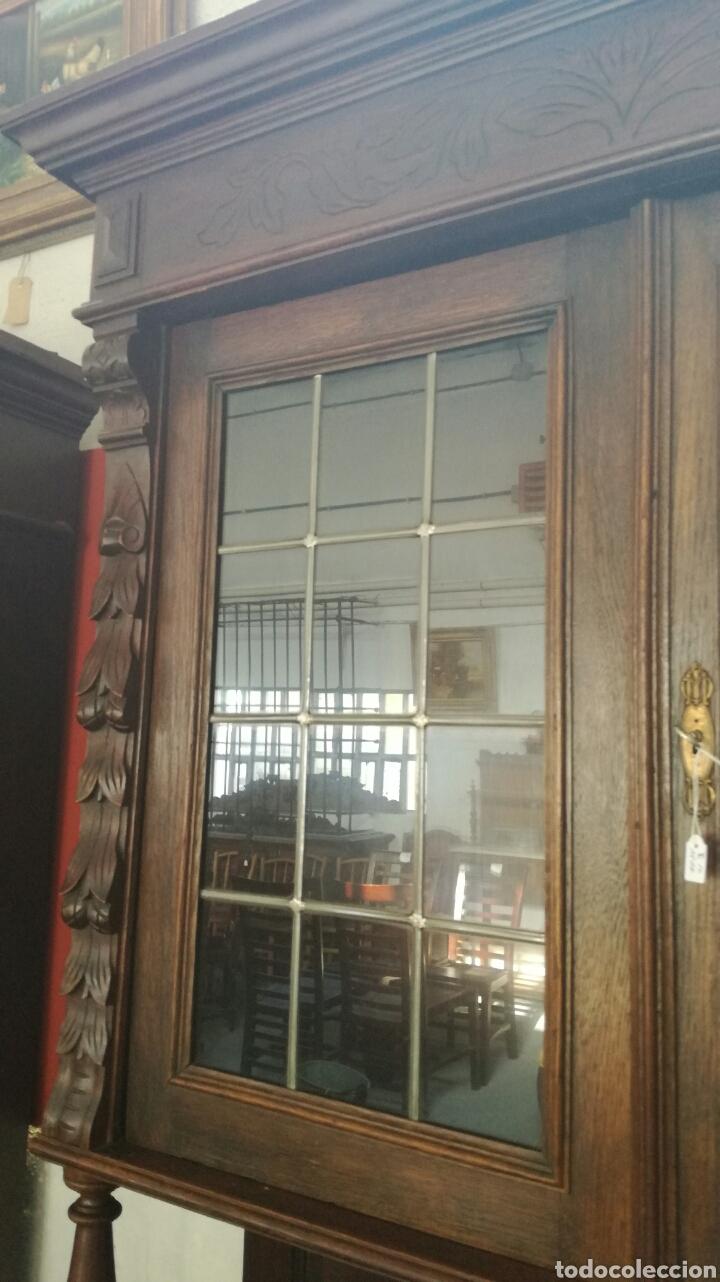 Antigüedades: Aparador de madera de roble muy bonito - Foto 4 - 120279890
