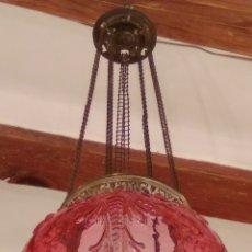Antigüedades: FAROL ISABELINO SIGLO XIX. Lote 120307087