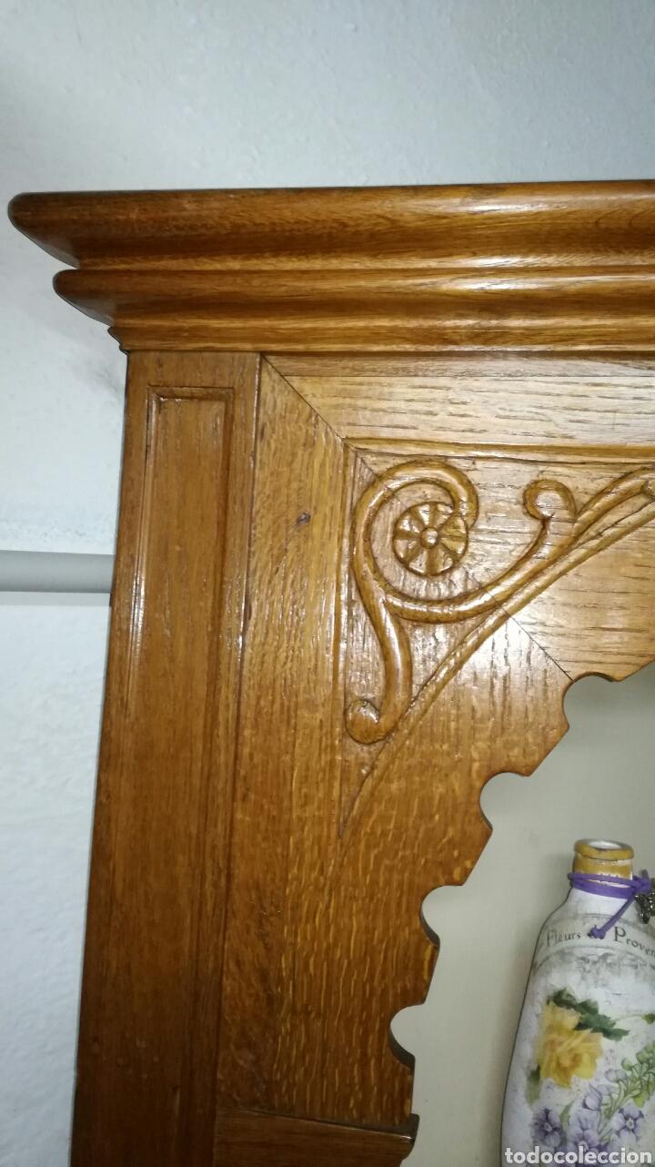 Antigüedades: Rinconera de madera de roble - Foto 3 - 120319228