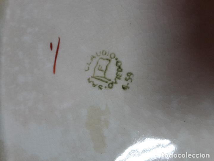 Antigüedades: Fuente ensaladera de San Claudio - Foto 2 - 120320739
