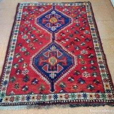 Antiques - Alfombra Persa Irán. Hamedan. Lana 100%. 153X105 cm - 120324799