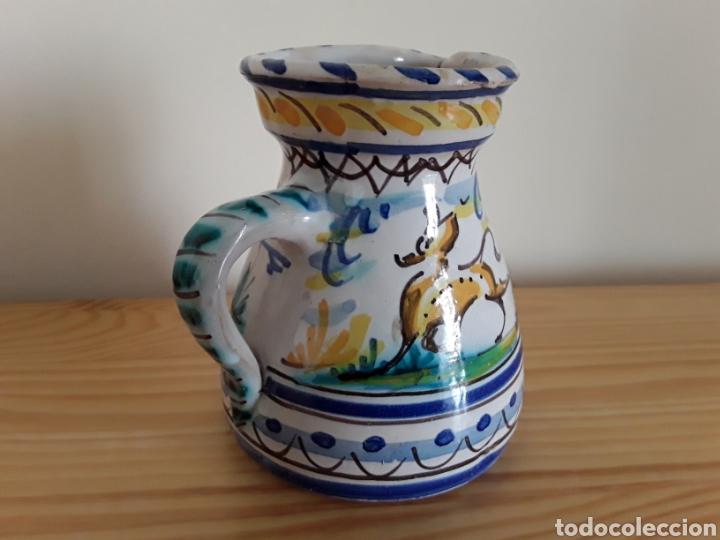 Antigüedades: Jarra vinatera cerámica de Triana - Foto 3 - 120349763
