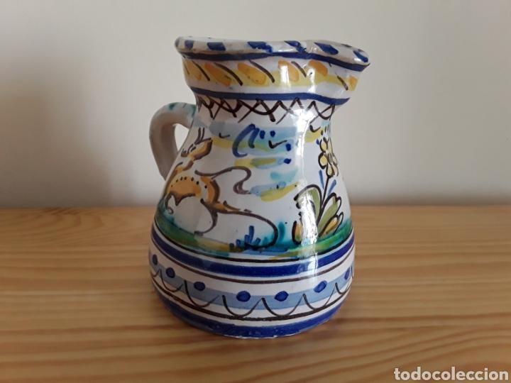 Antigüedades: Jarra vinatera cerámica de Triana - Foto 4 - 120349763