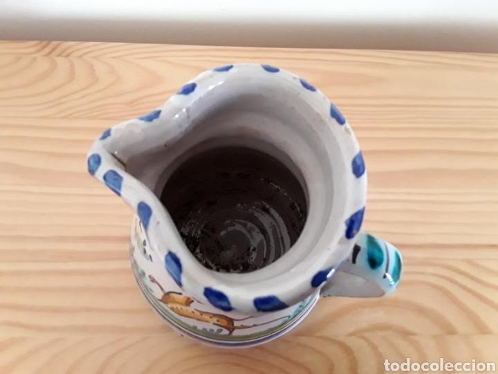 Antigüedades: Jarra vinatera cerámica de Triana - Foto 7 - 120349763