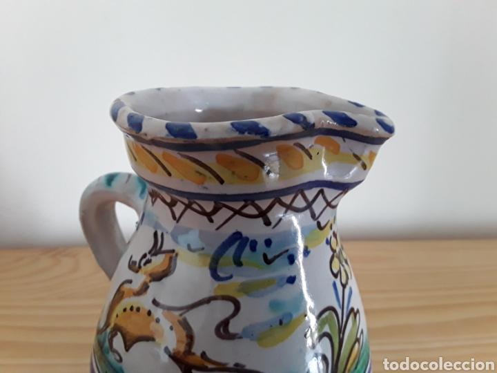 Antigüedades: Jarra vinatera cerámica de Triana - Foto 9 - 120349763