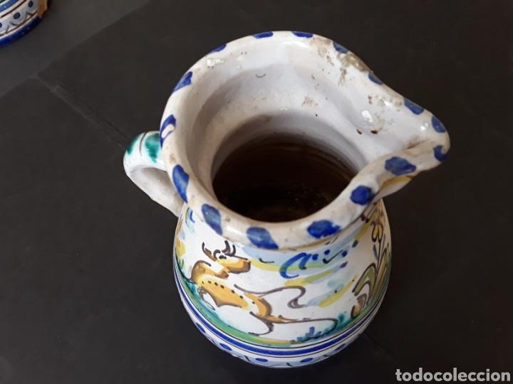 Antigüedades: Jarra vinatera cerámica de Triana - Foto 13 - 120349763