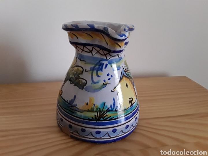Antigüedades: Jarra vinatera cerámica de Triana - Foto 6 - 120450686
