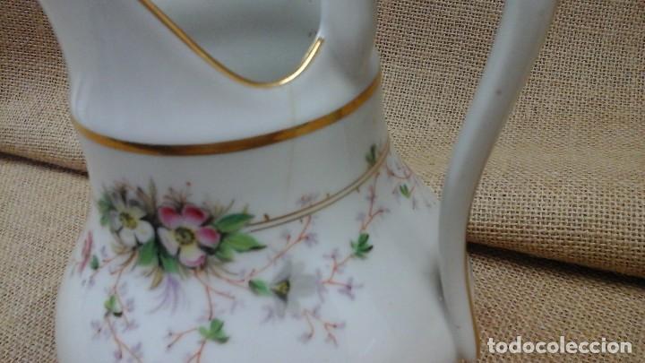 Antigüedades: Jarra en porcelana fina estilo Limoges . 1950 - Foto 4 - 120470671