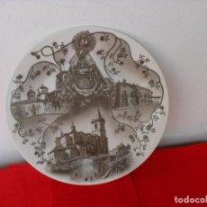 Antigüedades: PLATO,FRANCISCO HERREROS,LA RODA,ALBACETE VIRGEN DE LOS REMEDIOS,1982,TIRADA LIMITADA,ENVIO 5 EUROS. Lote 120557943