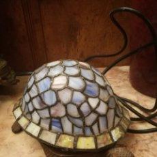 Antigüedades: LAMPARA DE SOBREMESA TIFFANY.. Lote 120571995
