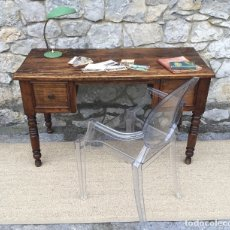 Antigüedades: ESCRITORIO BUREAU ANTIGUO. Lote 120572199
