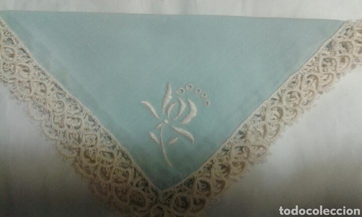 Antigüedades: Servilletas bordadas a mano - Foto 2 - 120577220