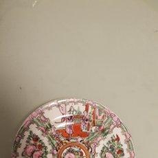 Antigüedades: BONITO PLATO ORIENTAL. Lote 120579758