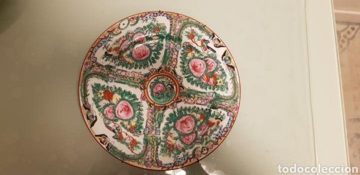 Antigüedades: Bonito plato oriental - Foto 2 - 120580687