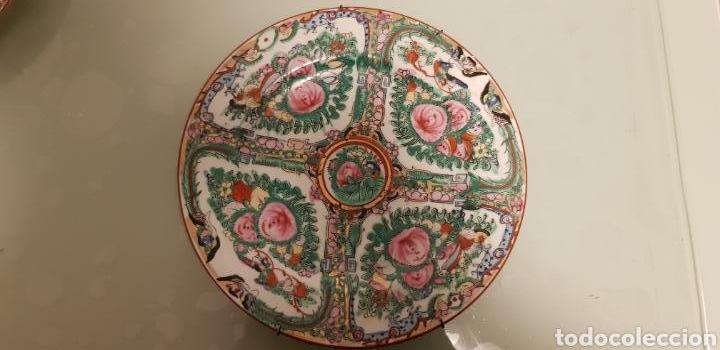 Antigüedades: Bonito plato oriental - Foto 3 - 120580687