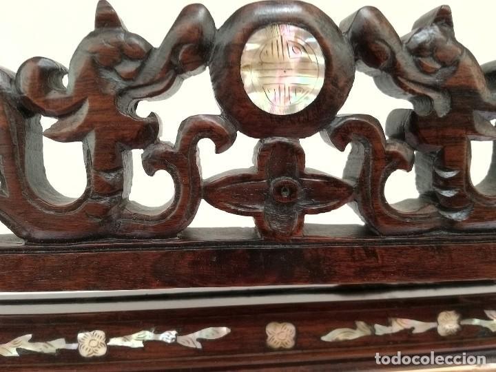Antigüedades: Espejo de tocador francés - Foto 5 - 120669571