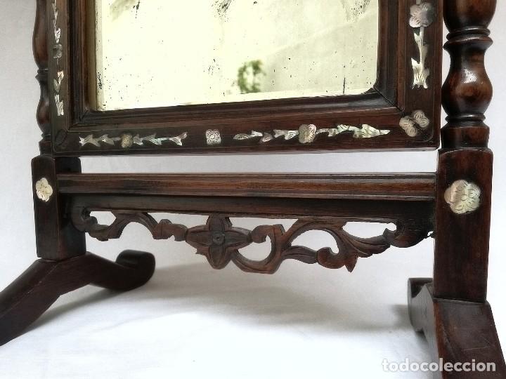 Antigüedades: Espejo de tocador francés - Foto 7 - 120669571