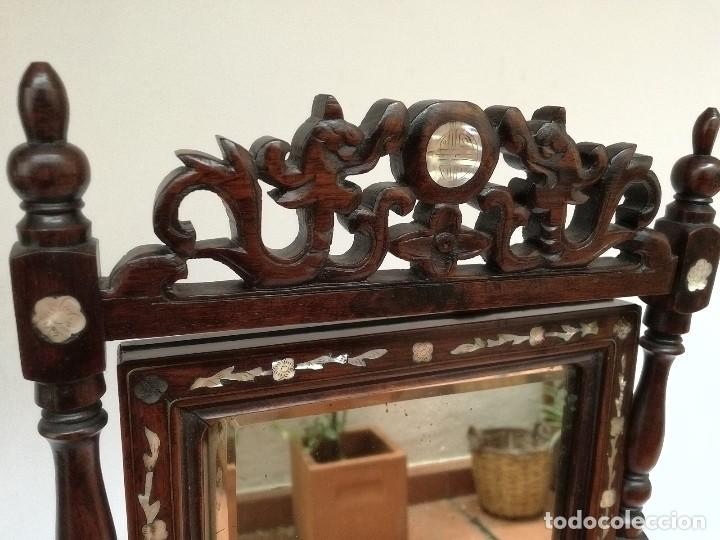 Antigüedades: Espejo de tocador francés - Foto 10 - 120669571