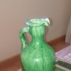 Antigüedades: JARRA DE CERÁMICA DE TITO ÚBEDA. Lote 120676383