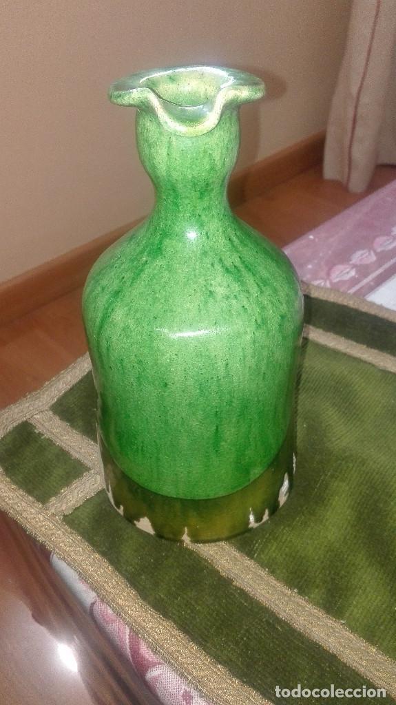 Antigüedades: jarra de cerámica de Tito Úbeda - Foto 2 - 120676383