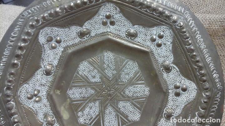 Antigüedades: Pareja de platos para decoración. Actuales - Foto 3 - 120700735