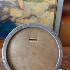 Antigüedades: MARCO EN PLATA DE LEY.. Lote 120816828