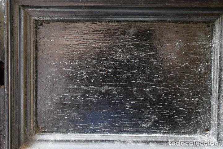 Antigüedades: MUEBLE BARGUEÑO ARQUILLA ESTILO FRANCES SIGLO XIX - Foto 11 - 111378023
