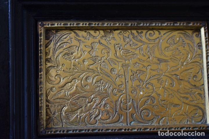 Antigüedades: MUEBLE BARGUEÑO ARQUILLA ESTILO FRANCES SIGLO XIX - Foto 16 - 111378023